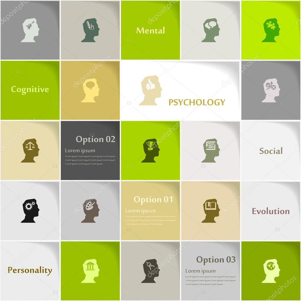 значок психологии: