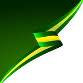 Green yellow green — Stock Vector