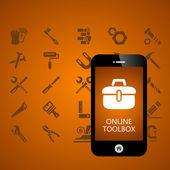 Tools — Stock Vector
