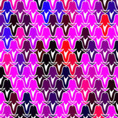 Colorful group — Stock Vector