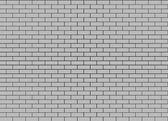 Mur de briques grises. seamless texture tiled. — Photo