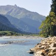Mountain river — Stock Photo #21676677