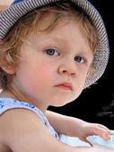Children's eyes — Stock Photo