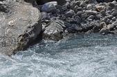 Los ríos de montaña del Cáucaso — Foto de Stock