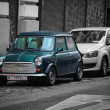 Stock Photo: Mini cooper