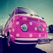 Volkswagen bas van — Stock Photo #18649681