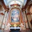 Stock Photo: St. Charles Church, Vienna