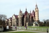 Palace in Moszna — Stock Photo
