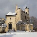 Castle Bobolice — Stock Photo #20065783