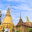 Pagoda insdie tha Wat Phra Kaew area — Stock Photo