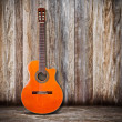 Stock Photo: Classical Guitar