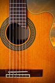 Classical Guitar — Stock Photo