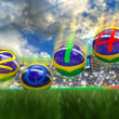 world cup 2014 — Stock Photo #29143837