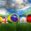 world cup 2014 — Stock Photo #29144253