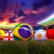 World Cup 2014 — Stock Photo #29144307