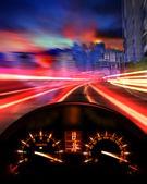 Compteur de vitesse — Photo