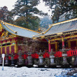 Toshogu Shrine in Winter, Nikko, Japan — Stock Photo
