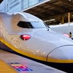 Shinkansen in Tokyo — Stock Photo