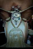 Vintage Motorcycle — Stok fotoğraf
