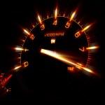 Speedometer — Stock Photo