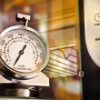Stock Photo: Oven Thermometer