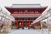 Sensoji-tempel in tokio, japan — Stockfoto