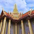 Prasat Phra Thep Bidon (Royal Pantheon) in Wat Phra Kaew Area — Stock Photo