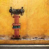 Požární hydrant — Stock fotografie