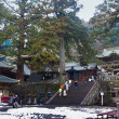 Tosho-gu Shrines in Nikko — Stock Photo