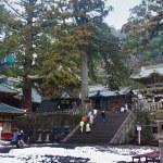 Tosho-gu Shrines in Nikko — Stock Photo