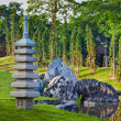 Japanese Garden — Stock Photo #30857551