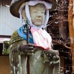 Jizo Bodhisattva — Stock Photo