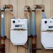 Japanese Water Meter — Stock Photo
