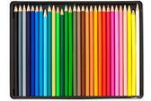 κραγιόνια χρώμα — Φωτογραφία Αρχείου