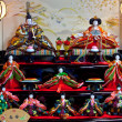 Stock Photo: Japanese HinDolls (Hinamatsuri)