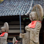 Jizo Bodhisattva — Stock Photo #31158611