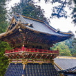 Stock Photo: Showrow Bell Tower at Toshogu Shrine in Nikko, Japan