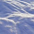 Winter snowbound plain — Stock Photo #31528343