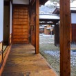 Terrace of a Japanese House  — Stock Photo
