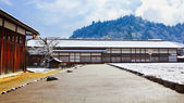 Road in a Japanese House — Zdjęcie stockowe