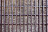 Japon bambu bölümü — Stok fotoğraf