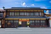 Casa giapponese — Foto Stock