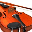 Isolated Violin — Stock Photo