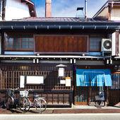 Japanese House — Stock Photo
