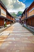 Keisha village in Kanazawa — Stock Photo