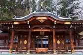 Sakurayama Hachimangu Shrine in Hida - Takayama, Japan — Stock Photo
