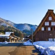 Ogimachi Village in Shirakawago — Stockfoto