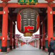 Kaminarimon At Sen soji Temple in Tokyo — Stock Photo