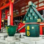 Sensoji Temple in Tokyo — Stock Photo