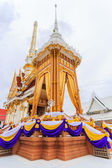Architecture of Thai Crematory — Стоковое фото